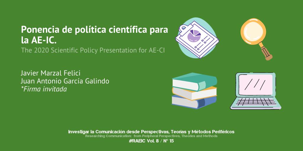 Ponencia de Política Científica para la AE-IC