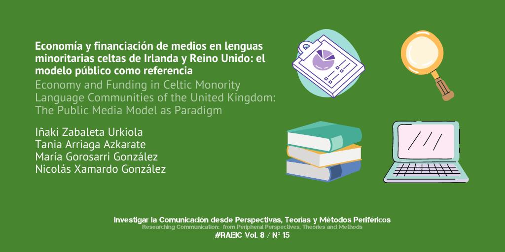 Economía y financiación de medios en lenguas minoritarias celtas de Irlanda y Reino Unido: el modelo público como referencia